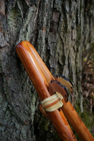 Twin Tail Double G, Aromatic Cedar